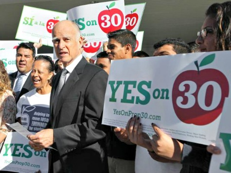 CA Dems and Public Schools Want Tax Increase Extended