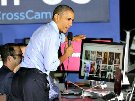 Startup *Newzcard Digital Photo Newswire Launches in Front of Obama