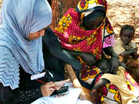 Ebola-Stricken African Regions Use Cellphone Text Surveys to Help Steer Relief