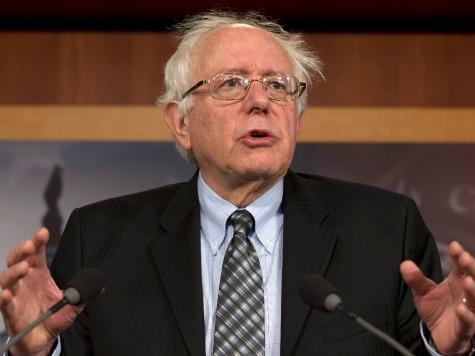 Sanders Makes Move for 2016: Rally for 'Progressive' California