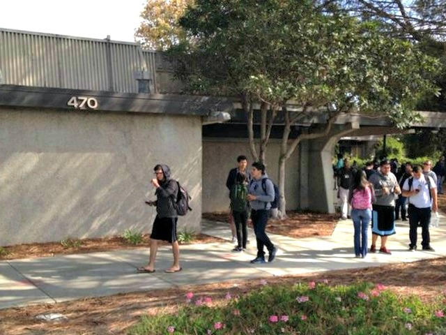 Report: San Diego College Campus Cordoned Off After Ebola Scare