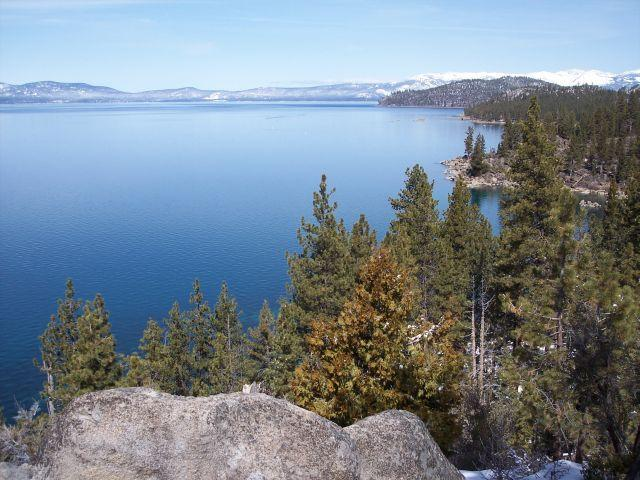 Lake Tahoe Water Level Lowest in Five Years, Increases Farmers Plight