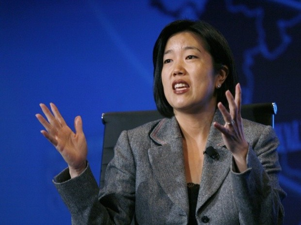 Report: Michelle Rhee Not Actually Registered in Sacramento