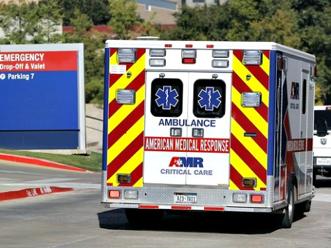 Ebola Emergency Response False Alarm in Sacramento