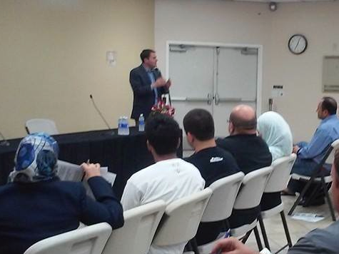 CAIR Hosts San Diego Candidates at Islamic Center Debate