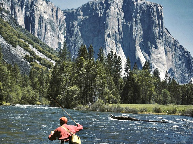 Celebration: 150 Years ago Abraham Lincoln Created the First California State Park