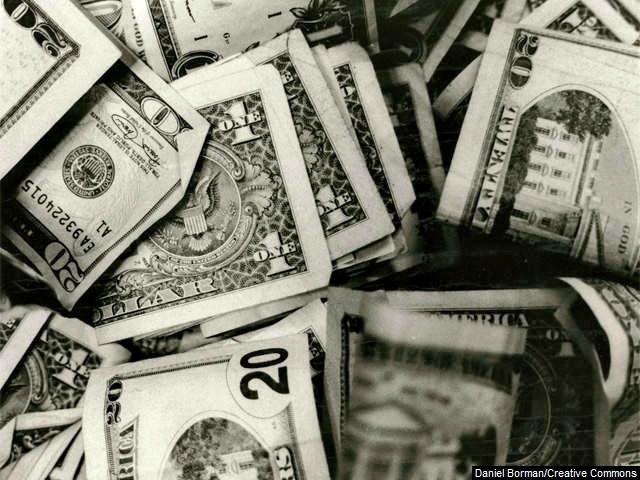 Highway Patrol Sgt. Returns $120K Found on Street