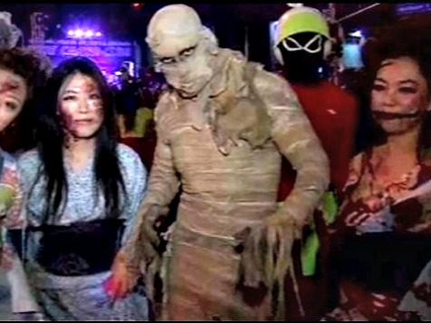 West Hollywood Halloween Carnival Raises 500,000 Undead