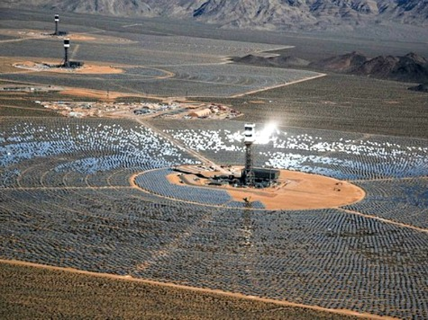 Ivanpah Solar Plant Underproducing — Badly