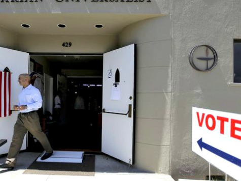 Record Low Voter Turnout Projected in California