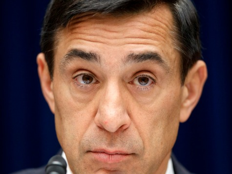 CA Rep Darrell Issa: 'Obama Has to Pick His Fights Carefully'