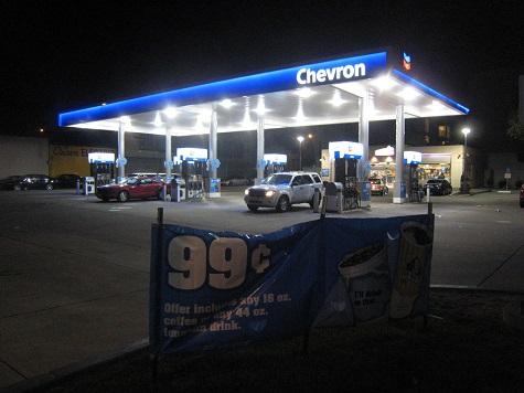 Chevron Blows $3 Million in Failed Richmond Race