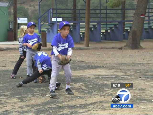'Give Back My Turf': Thieves Steal Astroturf from SoCal Little League