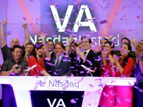 Virgin America IPO Goes Ballistic as Oil Prices Crash