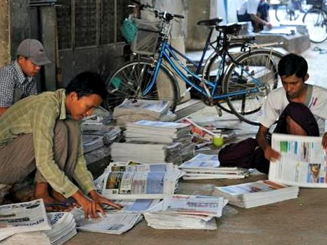 Newspapers Hit Hard Times: O.C. Register Asking Reporters to Deliver Newspapers