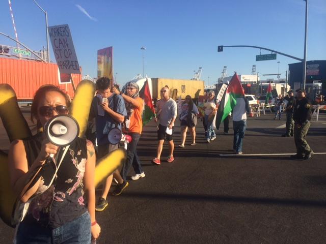 Boycott? Israeli Shipping Company Stops Serving Major California Port