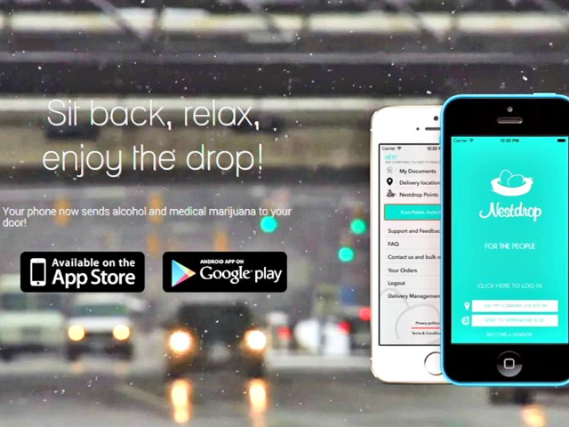 LA City Attorney Files Lawsuit to Stop Smartphone App from Delivering Pot