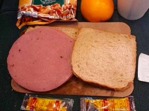 Jailed Berkeley Protestor Tweets Complaint About Baloney Sandwich