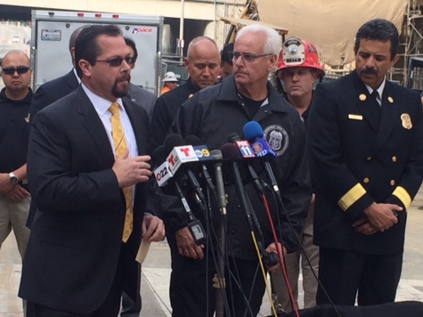 Officials Won't Rule out Terrorism in Massive L.A. Fire