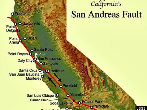 L.A. Looks to Protect Water Sources from San Andreas Earthquake