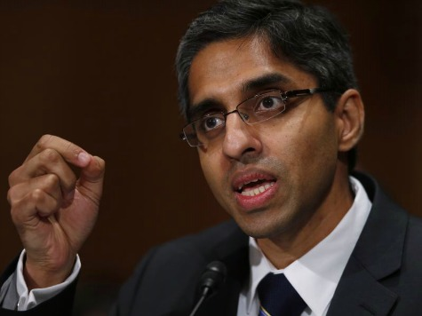 L.A. Times: Vivek Murthy's Confirmation Means Guns Now 'a Healthcare Issue'