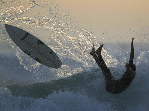 Republican Tide Crashes in California