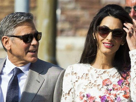 George Clooney's Father-in-Law: Wedding Is 'Very Good News' for Middle East