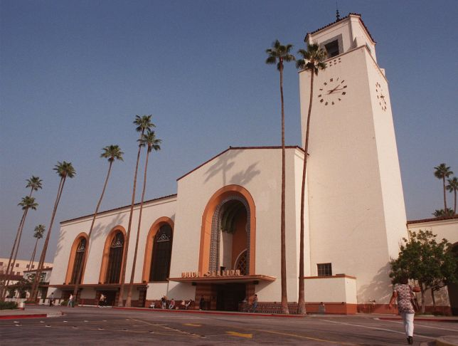 L.A.'s Union Station Celebrates 75 years