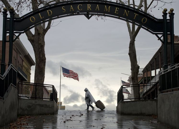 NorCal Prepares for New Rainstorm; Santa Cruz Ends Water Rationing