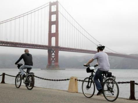 Golden Gate Bridge Workers Go on Strike