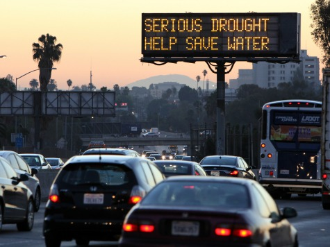 National Weather Service: CA's Drought Getting Worse