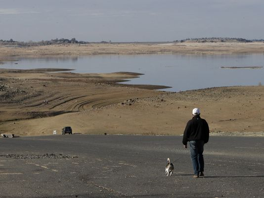 California Drought Creates Unprecedented Temporary Legislation, Fines