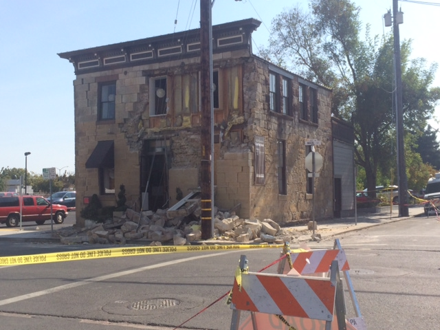 President Obama Declares Napa Earthquake Area Major Disaster