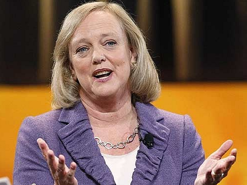 Meg Whitman Has the Easiest Job in Silicon Valley