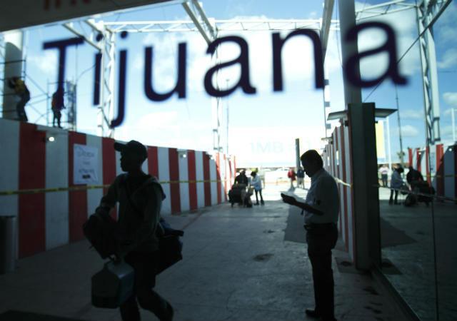 Fly to Tijuana, Walk to San Diego