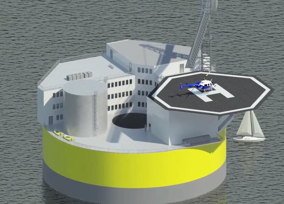 Deep Nuke Sea: Nuclear Power Plants Online & over the Horizon