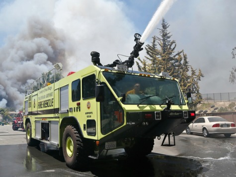 Obama Administration Presses on Firefighting Funds