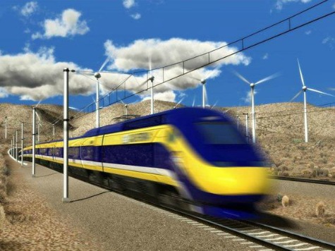 California's High-Speed Rail on Track to Open in 80 Years
