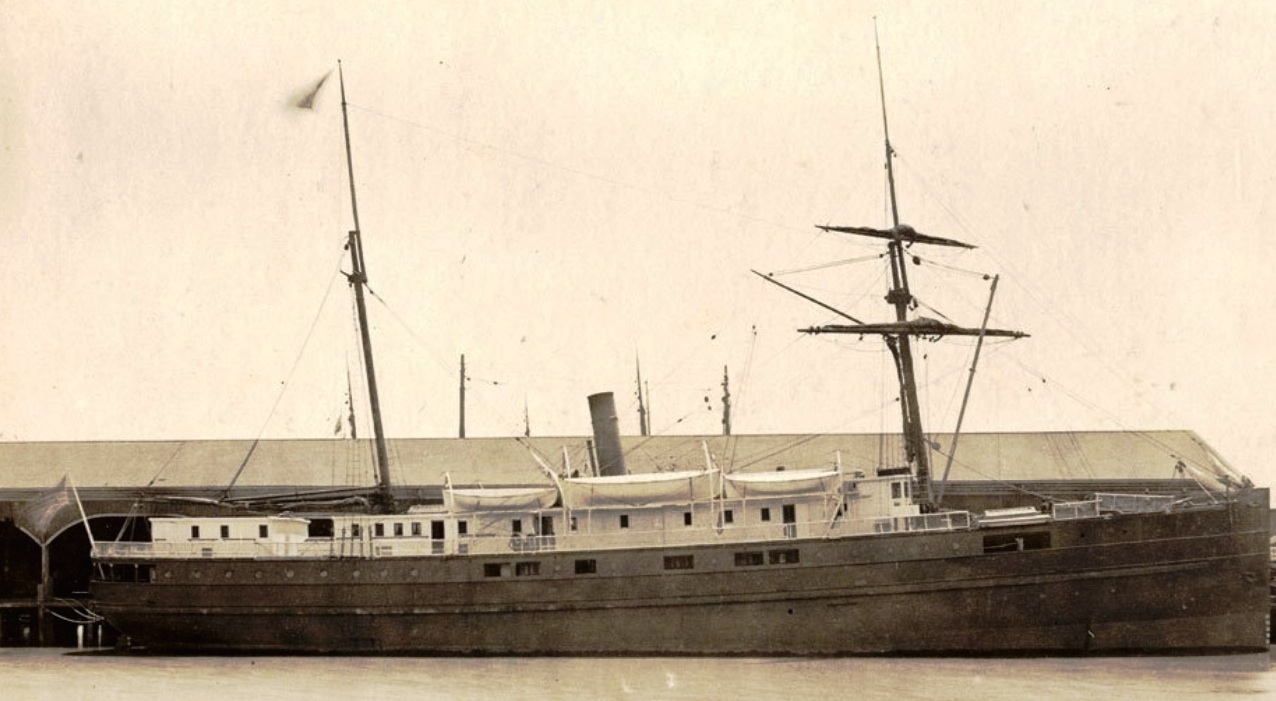 Shipwrecked Find in San Francisco Bay Exonerates Chinese Immigrant Ship