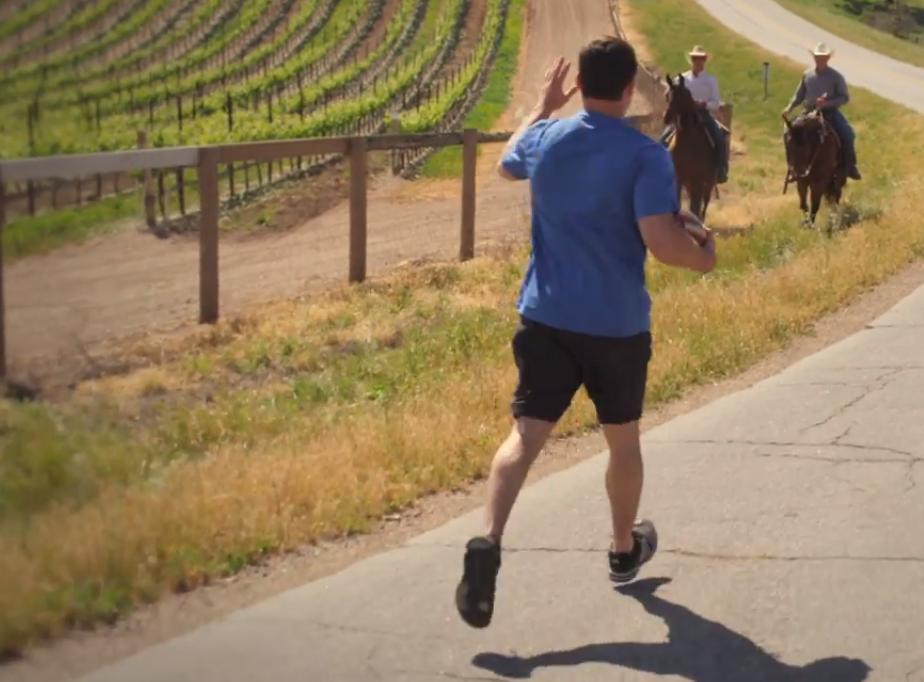 Former UCLA Running Back Fareed Slams Dem Capps In New TV Ad