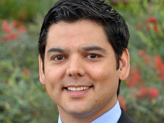 'We're Pregnant:' Democrat Raul Ruiz Uses Victory Speech to Make Announcement