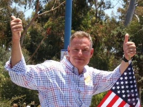 Democrat Peters Bashes DeMaio: 'Gay Man Running as a Republican'
