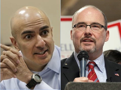 Poll: Kashkari Catches Donnelly, Brown Ahead