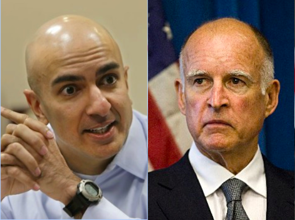 It's On: Brown Accepts Invitation to Debate Kashkari Sep. 4