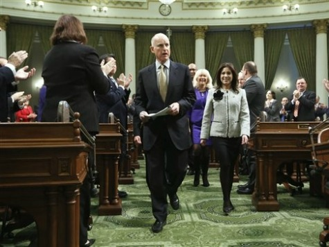 Brown Moonwalking Toward Presidential Run with CA Credit Upgrade