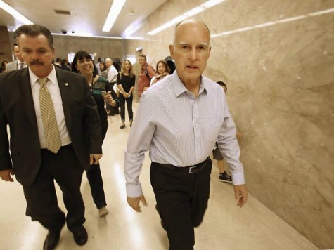 Jerry Brown Dismisses Multiple-Choice Questionnaire for Candidates