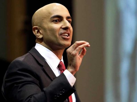 Kashkari Invests Another $1 Million of His Own Money into Governor's Race