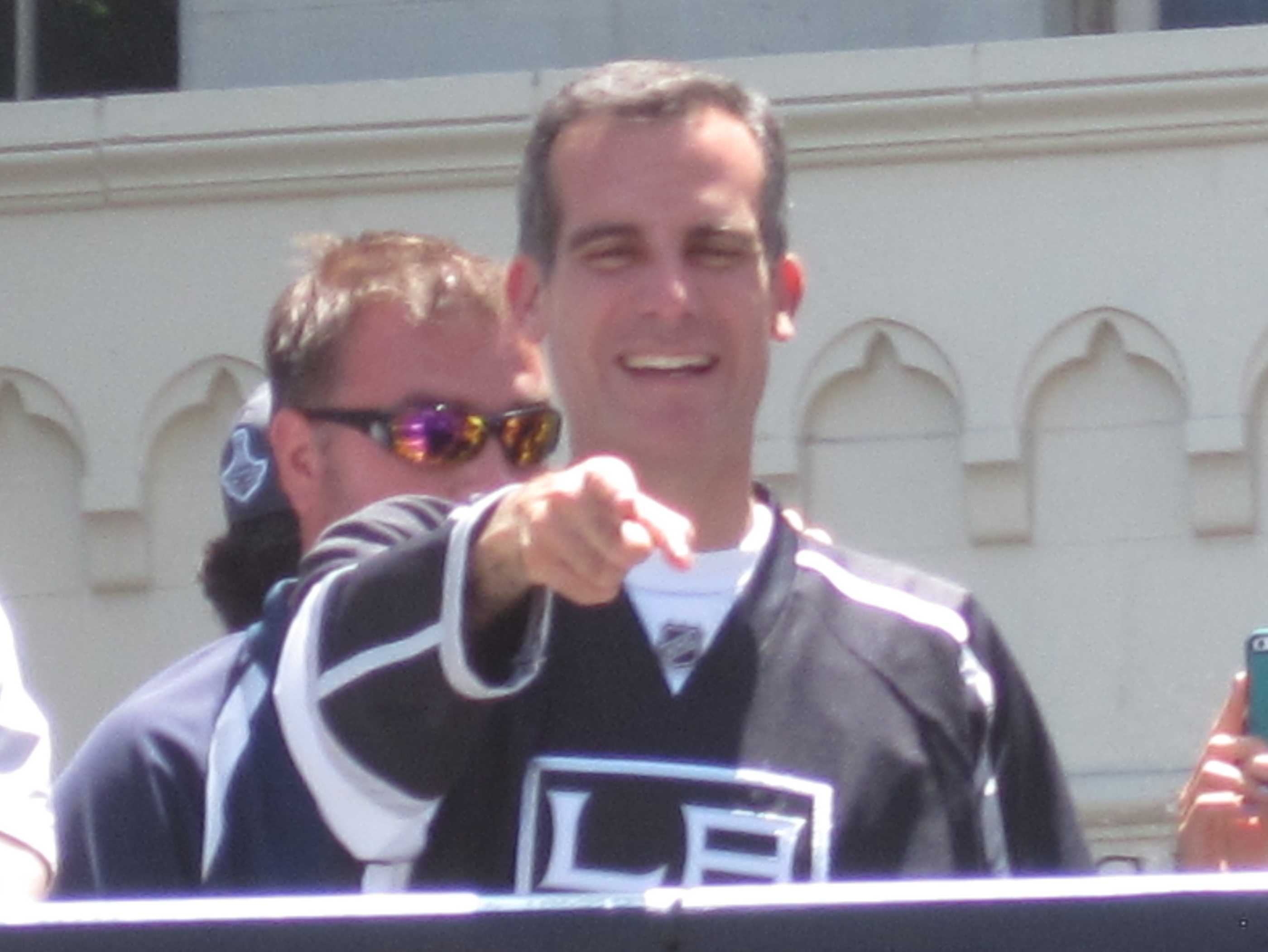 Garcetti: L.A.'s Chief Washington Lobbyist