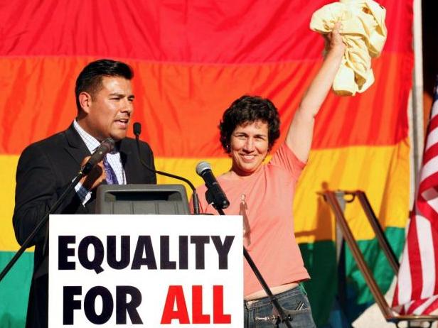 California Legislature's Latino Caucus: Republicans Need Not Apply
