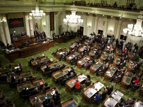 Illegal Alien Surge Drives CA Lawmakers to Central America